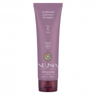 Тониращ луксозен шампоан за руса коса 250 мл NEUMA NeuBlonde Platinum Shampoo