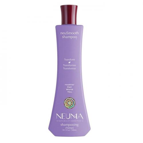 Луксозен шампоан за изглаждане на изтощена коса 300 мл NEUMA NeuSmooth Shampoo