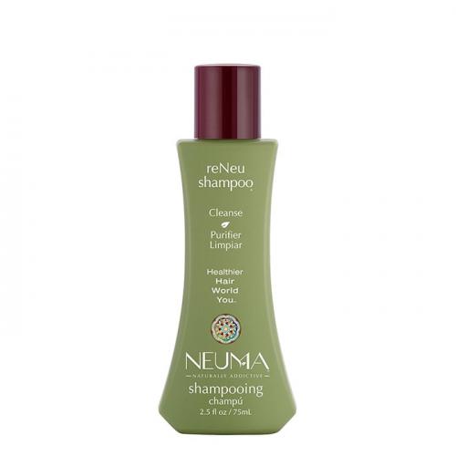 Рестарт шампоан за всеки тип коса NEUMA ReNeu Shampoo 75 мл