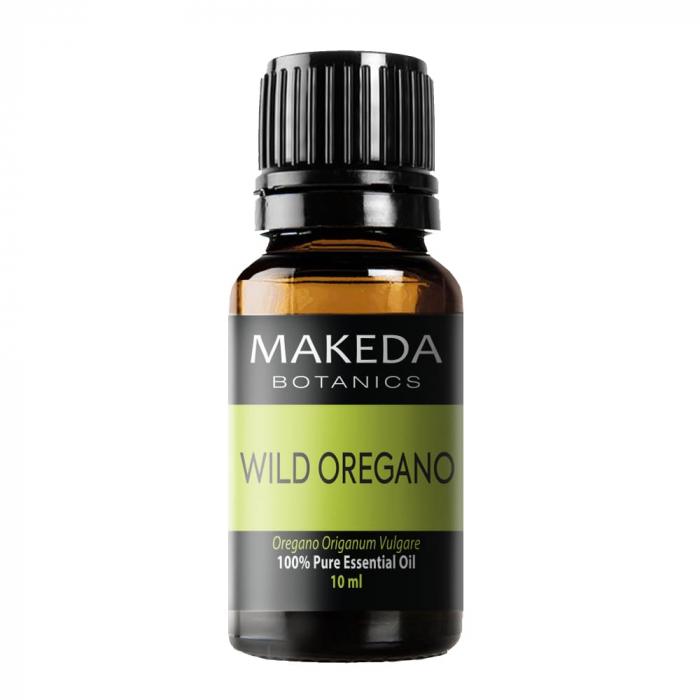 Етерично масло МAKEDA Botanics Див Риган (WILD OREGANO) терапевтичен клас  10 мл