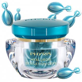 Капсули с хиалуронова киселина 30+ 32 бр. PHYRIS Hydro Active Hyaluron Sensation Caps