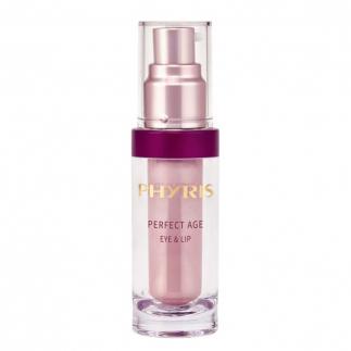 Анти-ейдж флуид за деликатните зони около очите и устните 30+ 15 мл PHYRIS Perfect Age Eye & Lip