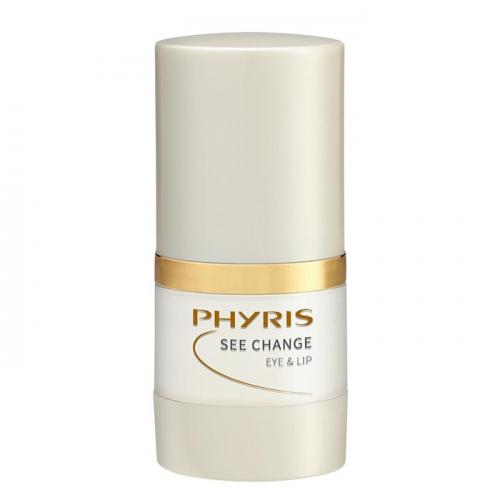 Околоочен крем с морски водорасли PHYRIS See Change Eye&Lip 15 мл