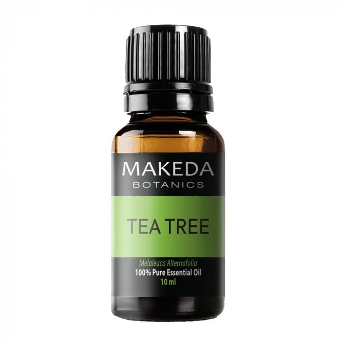 Етерично масло МAKEDA Botanics Чаено дърво (TEA TREE) терапевтичен клас 10 мл