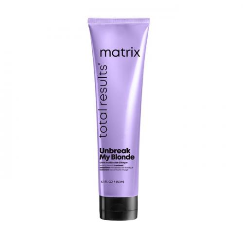 Крем за възстановяване на руса и обезцветена коса 150 мл Matrix TR Unbreak My Blonde Treatment