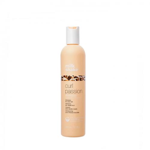Хидратиращ шампоан за къдрава коса Milkshake Curl Passion shampoo 300 мл