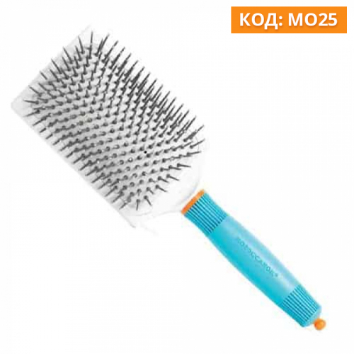 Четка за разресване с йонно покритие Moroccanoil Ceramic Paddle Brush