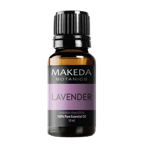 Етерично масло МAKEDA Botanics Лавандула (LAVENDER) терапевтичен клас  10 мл