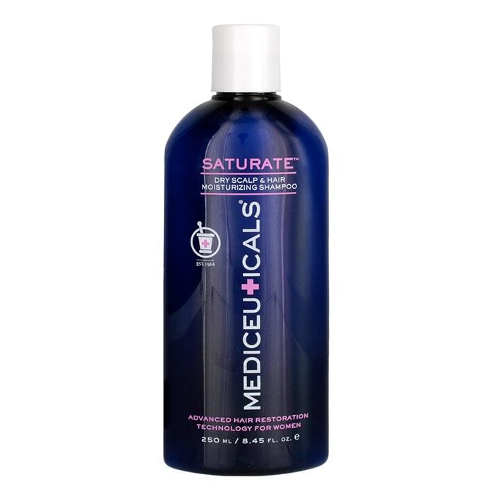 Шампоан за сух скалп и коса Mediceuticals Saturate Shampoo 250 мл