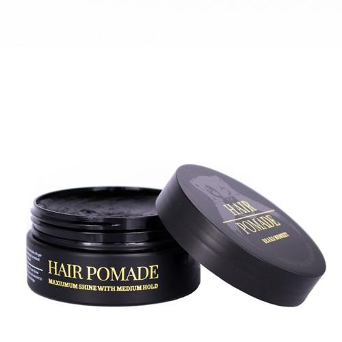 Оформяща вакса за мъже със средна фиксация  100 мл Beard Monkey Hair Pomade