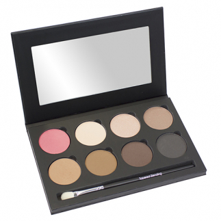 Палитра за грим The Bodyography Perfect Palette
