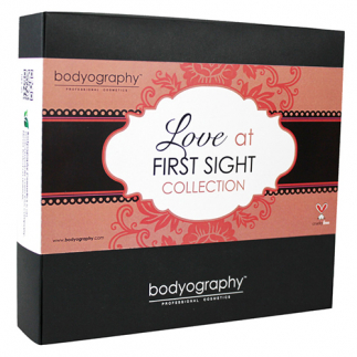 Комплект Bodyography Love at First Sight Collection