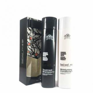 Комплект за боядисана коса Label. M  Treatment & Moisture Duo Set