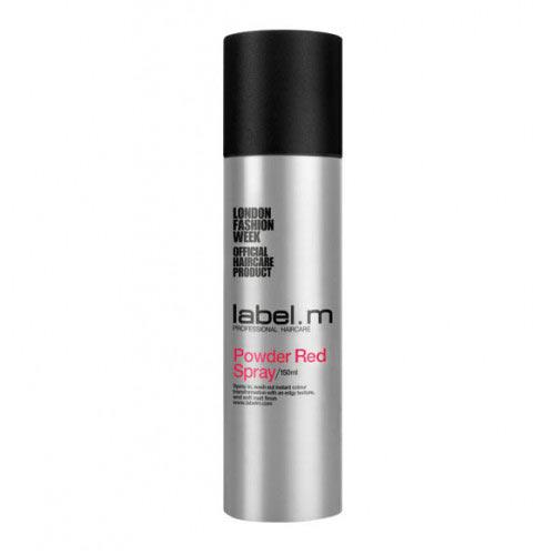Червен спрей-пудра Label. M Red Powder Spray 150 мл