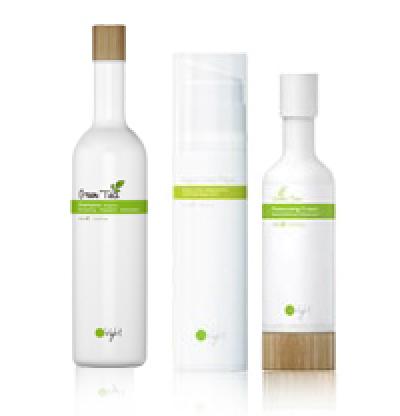 Green Tea За хидратация на суха коса