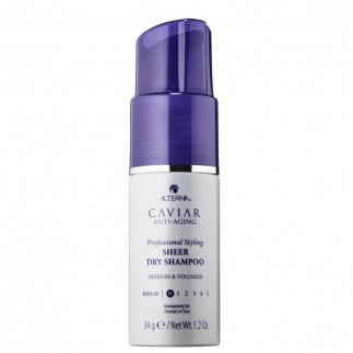 Сух шампоан с хайвер Alterna Caviar Anti-Aging Sheer Dry Shampoo 34 гр