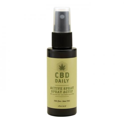 Облекчаващ спрей с коноп CBD Daily Active Spray 60 мл