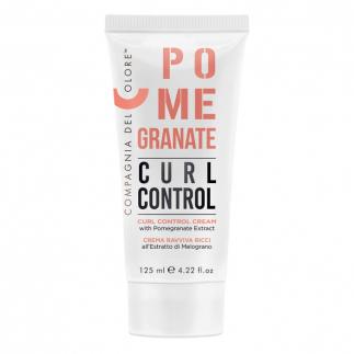 Крем за подхранване на къдрици с нар Compagnia Del Colore Pomegranate Curl Control 125 мл