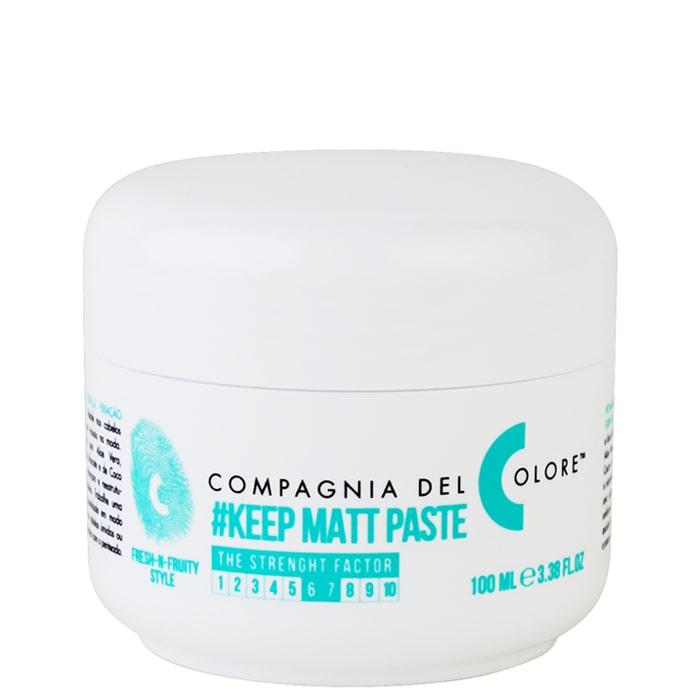 Матираща паста със средна фиксация Compagnia Del Colore Keep Matte Paste 100 мл