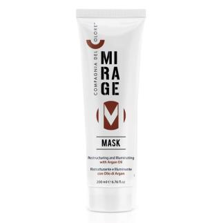 Възстановяваща маска с арганово масло 200 мл Compagnia Del Colore Mirage Mask