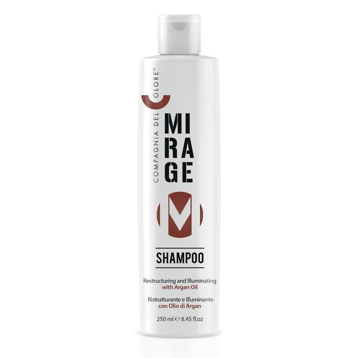 Подхранващ шампоан с арганово масло 250 мл Compagnia Del Colore Mirage