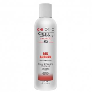 Тониращ шампоан в червено 355 мл CHI Color Illuminate Red Auburn Shampoo