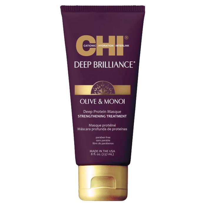 Подхранваща протеинова маска CHI Deep Brilliance 237 мл