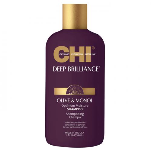 Дълбоко хидратиращ шампоан CHI Deep Brilliance 355 мл