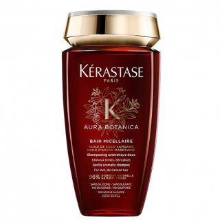 Натурален шампоан за всеки тип коса 250 мл Kerastase Aura Botanica Bain Micellaire