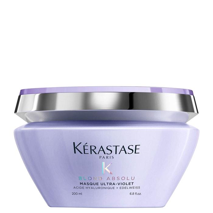 Маска за неутрализиране на топли нюанси 200 мл Kerastase Ultra Violet