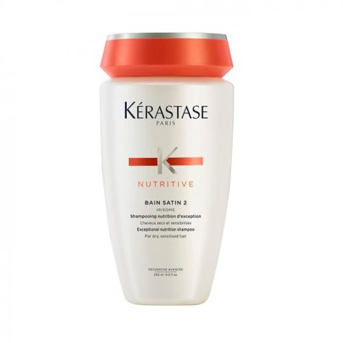 Шампоан за суха и чувствителна коса Kerastase Bain Satin 2 Irisome 250 мл
