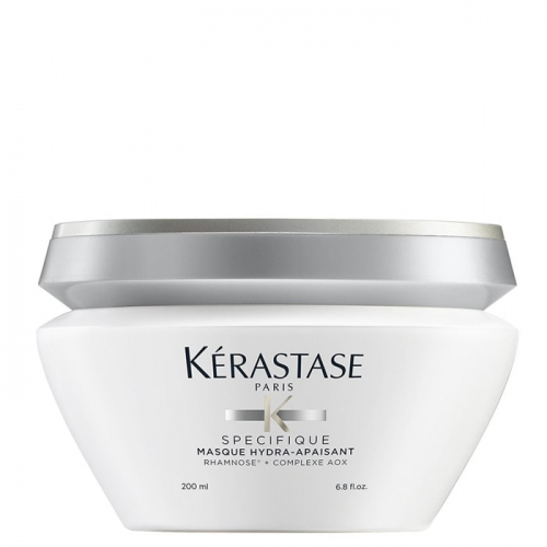Обновяваща и успокояваща маска за чувствителен скалп 200 мл Kerastase Hydra-Apaisant