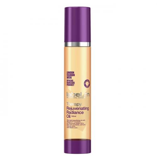 Олио за коса с марокански арган Label. M Age-Defying Radiance Oil 100 мл