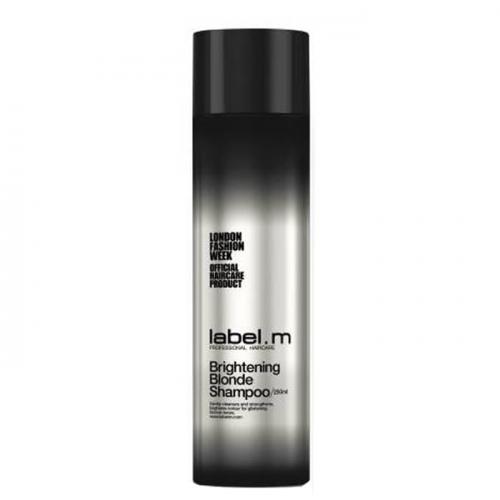 Шампоан за сияйно русо Label. M Brightening Blonde Shampoo 250 мл