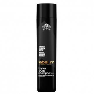 Шампоан за суха коса с екстракти от мед и овес 300 мл Label. M Honey & Oat Shampoo