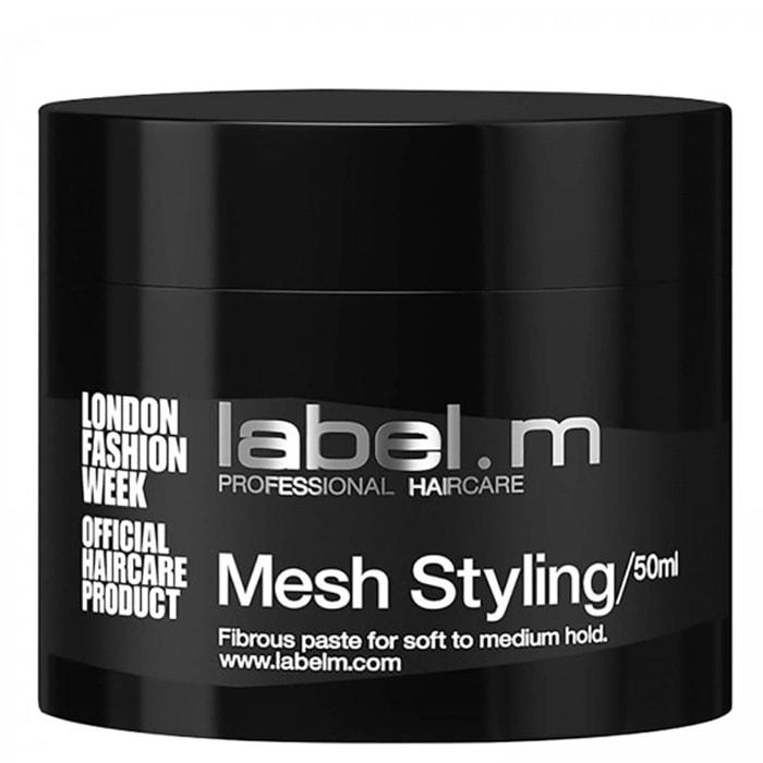 Стилизираща паста със слаба фиксация Label. M Mesh Styling 50 мл