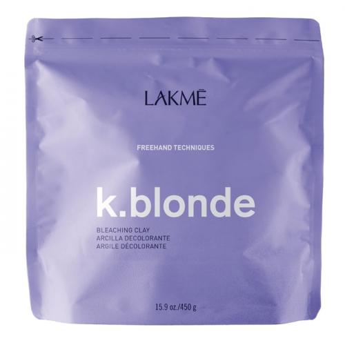 Обезцветяваща глина LAKME K.blonde Bleaching Clay 450 гр