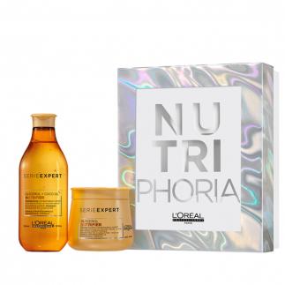Коледен комплект за суха коса Loreal NutriPhoria