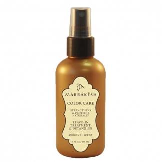 Спрей за разплитане за боядисана коса 118 мл Marrakesh Color Care Leave-In Treatment & Detangler