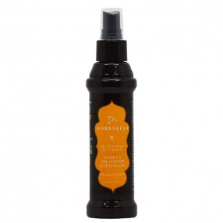 Спрей за разплитане на косата с конопено и арганово масло 118 мл Marrakesh X Leave-In Treatment & Detangler Dreamsicle