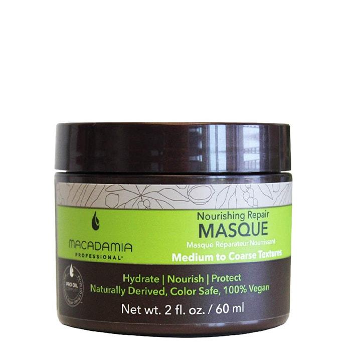 Маска за възстановяване на изтощена средна до плътна коса 60 мл Macadamia Nourishing Repair