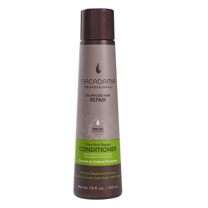Балсам за възстановяване на изтощена плътна коса 300 мл Macadamia Ultra Rich Repair