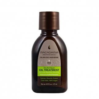 Възстановяващо олио с макадамия и арган за плътна коса 27 мл Macadamia Ultra Rich Repair