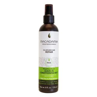 Балсам мъгла за възстановяване на изтощена тънка коса 236 мл Macadamia Weightless Repair Leave-in Conditioning Mist