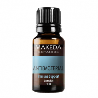Композиция от етерични масла с антибактериално действие 10 мл Мakeda Antibacterial