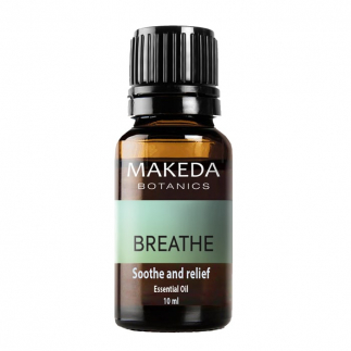 Композиция за ароматерапия за по-лесно дишане Мakeda Breathe 10 мл