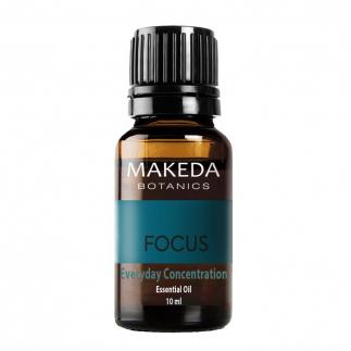 Композиция за ароматерапия за концентрация Мakeda Focus 10 мл
