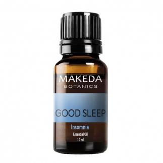 Композиция за ароматерапия против безсъние 10 мл Мakeda Good Sleep Insomnia