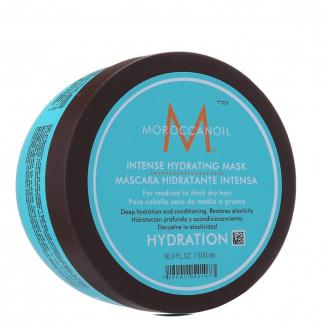 Маска за хидратация на плътна и суха коса 500 мл Moroccanoil Intense Hydrating mask