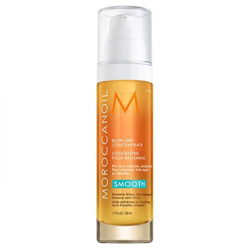 Серум за супер гладкост при изсушаване на непокорна коса 50 мл Moroccanoil Blow dry